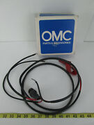 New Nos Oem Genuine Omc Johnson Evinrude Marine Boat Part 581761 Cable And Switch