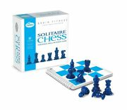 Thinkfun Brain Fitness Solitaire Chess - Fun Version Of Chess You Can Play Al...