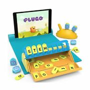 Plugo Count And Letters - Math And Word Games With Stories And Puzzles, Educational...