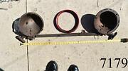 Vintage Antique Hudson Headlight Assembly 1920and039s Hot Rod Rat Street Steampunk