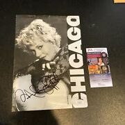 Melanie Griffith Signed Autographed Large Chicago Poster With Envelope Jsa Coa