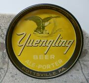 Vintage 1940's D.g. Yuengling And Son 13 Beer Ale-porter Tray Vgc