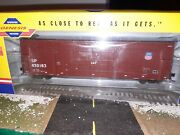 Athearn Genesis Ho Sp/up Pcandf Smooth Side Plug Door Boxcar Southern Pacific/up
