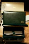 Cross Classic Century 18k Solid Gold Pen And Box W/ Original Purchase Receipt 1997