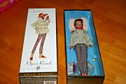 2003 Gold Label Open Road Barbie Collector Doll-new In Box-box Has Shelf Wear