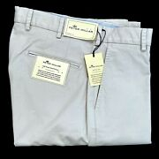 Peter Millar Soft Touch Stretch Twill Cotton Five Pocket Pants 32 34 35 149
