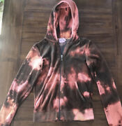 Juicy Couture Terry Cloth Custom Made Tracksuit Jacket Size Med