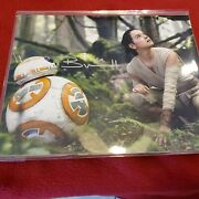 Brian Herring Signed Photo Star Wars Autograph Coa Bam Box Bb-8 Exclusive A