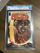 2003 Image The Walking Dead 27 -1st Appearance Governor Woodbury - Cgc 9.6 Nm