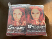 Witchblade Sealed Box Trading Cards From Inkworks
