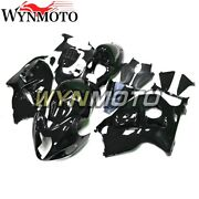 For 1997 98 99 2000-04 05 06 2007 Gsxr1300 Gloss Black Abs Injection Fairing Kit