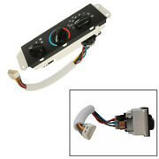 Hvac Ac A/c And Heater Control W/blower Motor Switch For Jeep Wrangler Tj 2002-04
