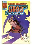 Groo The Wanderer 1 - 1982 - Pacific - Vf - Comic Book
