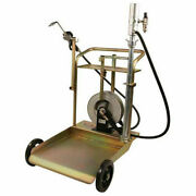 Liquidynamics 20094-s32 Mobile Heavy Duty Cart System - 55 Gallon Drums W/25and039