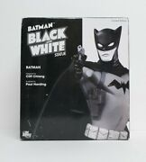 Dc Direct Batman Black And White Statue Cliff Chiang Paul Harding Mib 678 Of 3500