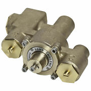 Haws Twbs.ewe Lead Free Thermostatic Emergency Mixing Valve Tempered Water
