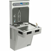 Ezh2o Water Bottle Refilling Station Single Ada Coolerfiltered Refriglight