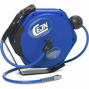 Cejn Air Hose Reel 5/16 X 23and039 Pur Hose 1/4 Male Npt Connection