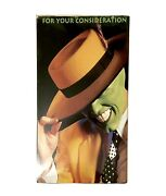 The Mask 1994 1995 Jim Carrey Rare Vhs Special Screener Special Effects