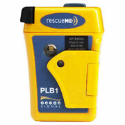 Ocean Signal Os730s-01261m Rescueme Personal Locator Beacon Yellow 1 Pack