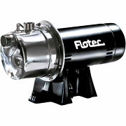 Flotec Stainless Steel Shallow Well Jet Pump 3/4 Hp Fp4822-08