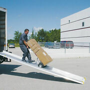 Magliner Sr2414 Retractable Underbody Truck Slider Ramp And Track 24w X 14and039l