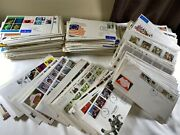 482 Gb Fdc Massive Collection Of Great Britain Covers - Nearly 500 - 1965-2000