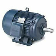 Leeson 170165.60 7.5 Hp Pem 208-230/460v 1800 Rpm 213tc Tefc C-face Rigid