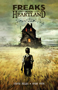 Freaks Of The Heartland Uk Import Book New