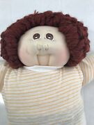 Xavier Roberts Little People Soft Face Sculpture 1978 Doll Cloth Cabbage Patch