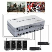 Hdmi Matrix Switcher Audio Extractor 5v Usb Power Adapter Monitor Projector Tool