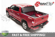 Bakflip G2 Hard Tri-fold Tonneau Cover For 2008-2016 F-250/f-350 Sd 6.8ft Bed