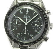 Auth Omega Watch Speedmaster 3510.50 Automatic Case 39mm Chronograph Date F/s