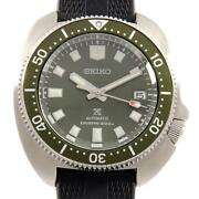 Auth Seiko Watch Prospex 6r35-00t0/sbdc111 Automatic 43mm Date Divers 200m F/s