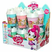 Kitten Catfe Purrista Girls Doll Figure Surprises Mystery Cup Series 1 Select