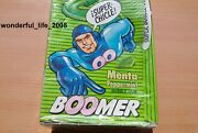 Chewing Gum Boomer Menta Mint Box Unopened General De Confiteria 1993 New