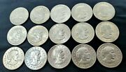 Lot Of 15 Susan B. Anthony Dollars 1979 P Uncirculated Estate Coins Nice