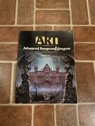 Art Of Advanced Dungeons And Dragons Tsr Inc. Roy E. Parker 1989 Free Shipping
