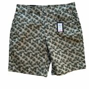 Dkny Menand039s Vetiver Trouser Shorts Cotton Spandex Sizes 30 31 34 36 38