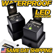 2 Relay Fits John Deere Gator Hpx 4x2 4x4 Trail Hpx Worksite Gator A3 Military