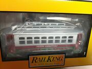 Mth Christmas Trolley 30-5146 New