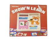 Vtg Radio Shack Electronic Show N Learn 60-2328 Home School Time Math Colors