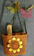 Lot 6 Salem Collection Sun Shine Basket Country Blessings