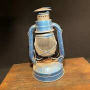 Vintage Lantern Dietz Little Wizard Lamp Ny Usa Camping Railroad Priority Mail