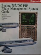 Boeing 757/767 Pip Flight Management System Fms Pilotand039s Guide Operation Manual