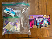 Lego Friends 41004 Rehearsal Stage 100 Complete With Instructions No Box