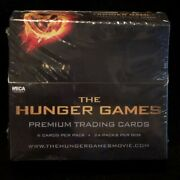 Neca The Hunger Games Trading Cards Factory Sealed Box. 2012 24-pack