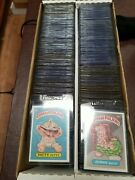 1985 Garbage Pail Kids 2nd Series 0s2 U Pick To Finish Complete Your Set Glossy