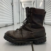 Cabelas Leather Gore Tex Hunting Hiking Boots Gtx Brown 81502d Mens Us Size 11