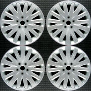 Ford Fusion Small Center Cap 17 Oem Wheel Set 2010 To 2012